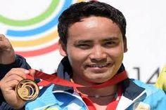Jitu Rai wins gold, silver for Gagan Narang, Vikas Thakur CWG 2014