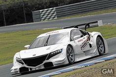 ホンダNSX CONCEPT-GTは夢のスーパーレーシングカーです