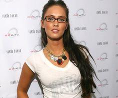 Megan Fox in glasses | Tag: celebrity, megan fox, glasses, spectacles, frames
