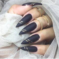 Glamorous Black and