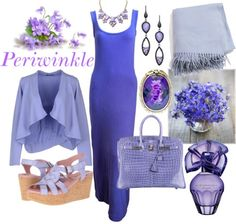 Universal Color - Perwinkle