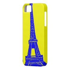 eiffel funda para iPhone 5 barely there