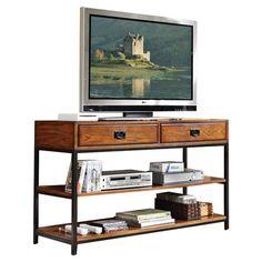 "Found it at Wayfair - Craft 54"" TV Stand in Oak  $271"