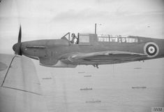 An overview of the design considerations and evolution of the Fairey Fulmar fleet fighter before and during World War II. Royal Navy Aircraft Carriers, Southern Europe, Ww2 Aircraft, Royal Air Force, North Africa, World War Ii, Fighter Jets, British, Planes