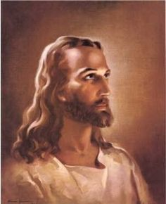 I have loved this image of Jesus since my childhood.