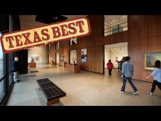 Texas Best - Art Museum (Texas Country Reporter), #2 - Museum of Fine Arts in Houston