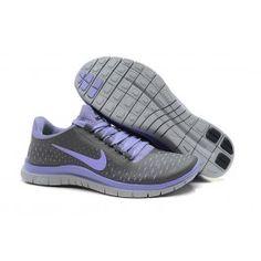 Bedst Nike Free 3.0 V4 Mørkgrå Lilla Dame Skobutik   Nye Ankomst Nike Free 3.0 V4 Skobutik   Nike Free Skobutik Til Salg   denmarksko.com