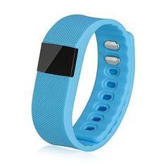 Fitness Smartband Bluetooth Pedometer, Calories, Sleep