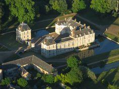 Château de Lignières. (Cher). Centre