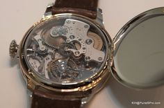AHCI & Independent Haute Horlogerie - BaselWorld 2015: Leroy - Two Chronometre with impressive new movements