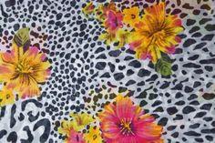 GEORGETTE PRINTED fabric for Kurti, Saree, Salwar, Dupatta (per meter price) GF047