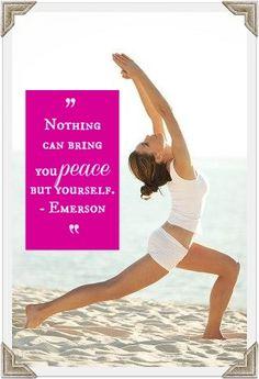 Love Yoga...