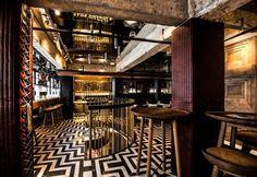 Первый ресторан Тимоти Оултона в Гонконге