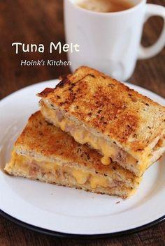 【朝食に新風!】カナダのカフェで人気。ツナメルト!