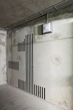 1 in black lines - School sign system | typography / signage design: R2 design | Architecture: José Paulo dos Santos |
