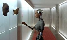 Ex Machina Alicia Vikander as the AI Ava in the forthcoming film Ex Machina. Photograph: Film4/Sportsphoto Ltd/Allstar