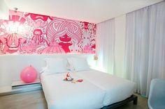 DORMIRDCINE HOTEL, Madrid, 2011 - Eva Almohacid