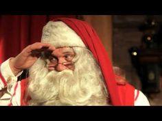 Videomessaggio di Babbo Natale