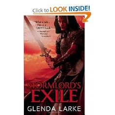 """""""Stormlord's Exile"""" by Glenda Larke - recommended by Tansy in Episode 40"""