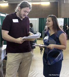 The annual Career Fair will be held this Thursday, Sept. 15 in the Pennington from 9 a.m. to 2:30 p.m. More than 120 employers will be in attendance to look for university students who could be potential employees or interns.