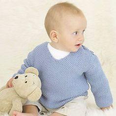 cute sweater knitting pattern