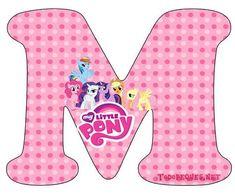 My Little Pony Cumpleaños, Fiesta Little Pony, My Little Pony Birthday, Unicorn Birthday Parties, Birthday Party Decorations, Fiesta Rainbow Dash, My Little Pony Invitations, Little Poni, Party Banners