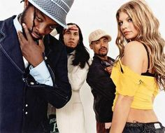 Fergie and Black Eye Peas are straight shooters -
