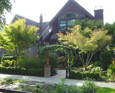 Watermark Gardens - complete landscape services - Kitsilano Residence 2