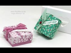 Pootle's SpringWatch Reinforced DSP Lidded Box Tutorial - YouTube