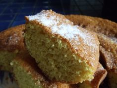 Bolo de Laranja (Orange Cake)