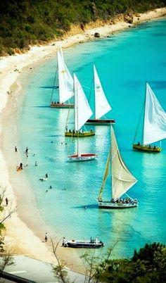 Anguilla Island, Caribbean Sea.