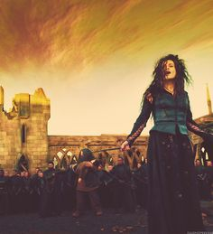 bellatrix, amazing shot