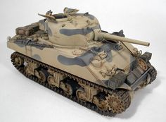 M4A2 Sherman III Medium Tank (USA)