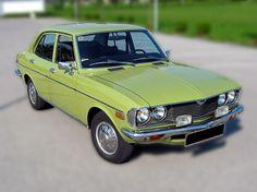 1971 - Mazda 616 Sedan
