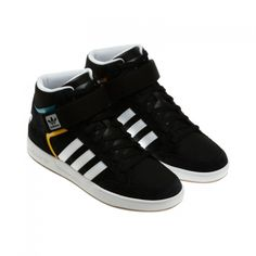 4b6ea79f30 adidas Originals - Varial Mid Black   Ray Yellow   St. Deep Lake (Q33251)