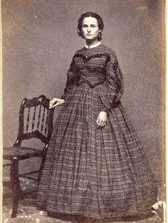 Civil war Lady..