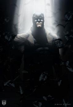 Based on Ben Affleck's Batman.