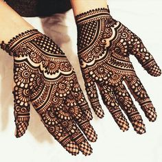 Pick a design and leave it on our Mehendi Expert. Mehndi Designs Front Hand, Henna Tattoo Designs Simple, Latest Bridal Mehndi Designs, Full Hand Mehndi Designs, Mehndi Designs For Beginners, Mehndi Design Photos, Wedding Mehndi Designs, Mehndi Designs For Girls, Mehndi Designs For Fingers