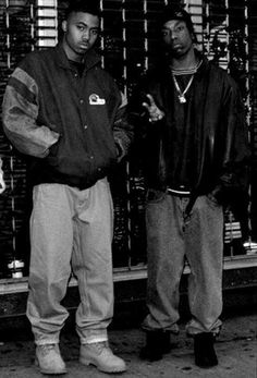 nas and big l