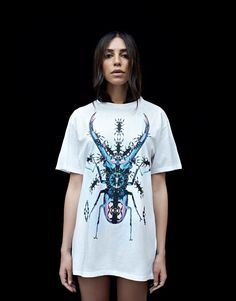 The Style Examiner: Marcelo Burlon T-shirts Ready to Conquer London
