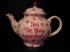 Emma Bridgewater Tiny Rose Personalised Four Cup Teapot