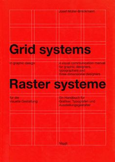 Muller-Brockman, J. - Grid Systems in Graphic Design