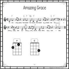 Ukulele Song Book - Songs for Kids