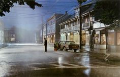 Still life classic by Gregory Crewdson