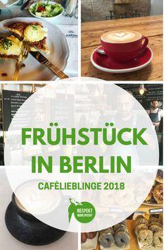 Breakfasts in Berlin: My Café-Favorites 2018 - Urlaub-Freizeit - Restaurant Berlin, Berlin Hotel, Berlin Street, Berlin City, Berlin Wall, Berlin Berlin, Gratis In Berlin, Berlin Highlights, Berlin Food