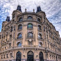 Edificio Groupama, Madrid.