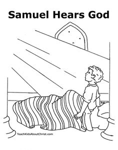 Samuel coloring sheet