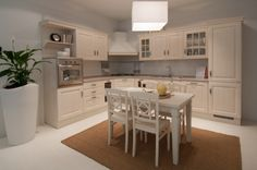 Claudia - Cucine Classiche - Cucine Lube | Spaces where eating is ...