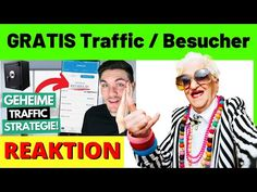 (98) Affiliate Marketing 2021 - So bekommst du massenhaft GRATIS Traffic! [Michael Reagiertauf] - YouTube