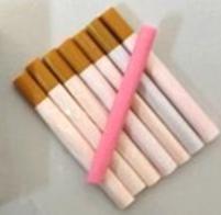 Žuvačky v tvare cigariet